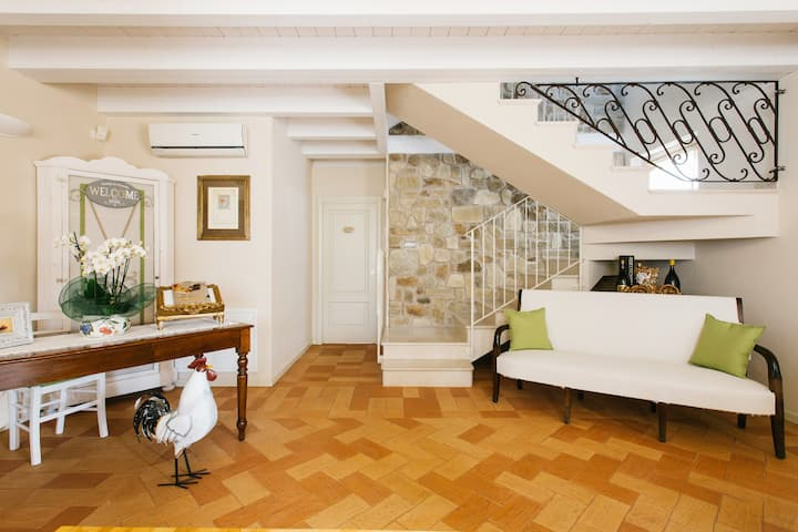 Il Gallo Country House (Family room with Spa)