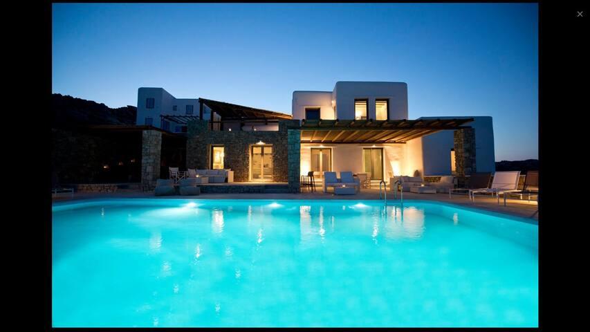 Luxury Suite Selini - Amallini complex - Mikonos - Villa