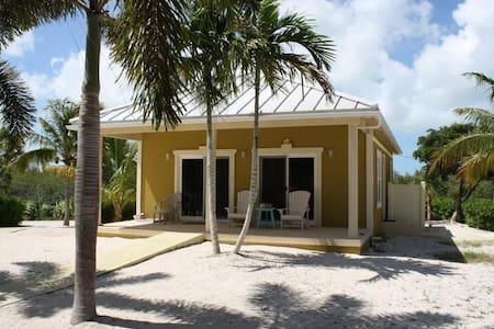 """Trade Winds"" Bungalow - North Caicos"