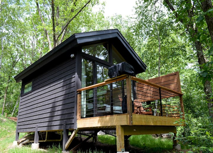 Louise Tiny Cabin - Cuyuna- Next to Trails/Main St