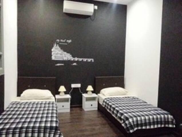 Modern room available for rent - Kota Kinabalu - 아파트