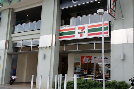 Convenience at Your Doorstep - Petaling Jaya - Apartamento
