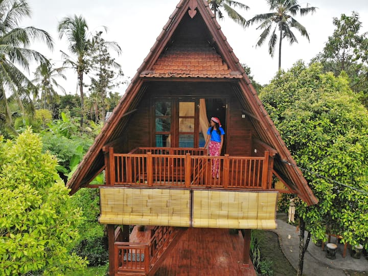 Triangle Cottage Near Aling-Aling  &  7 Waterfalls