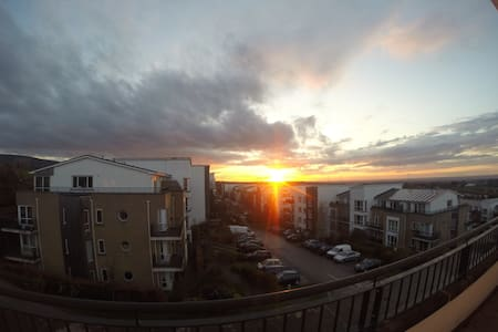 Mountain View (Single Bedroom - Double Bed) - Apartment