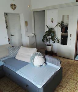 Camera con bagno privato - Roma - Apartamento