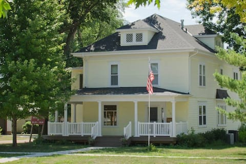 Ginny's Respite: William J Bulow House