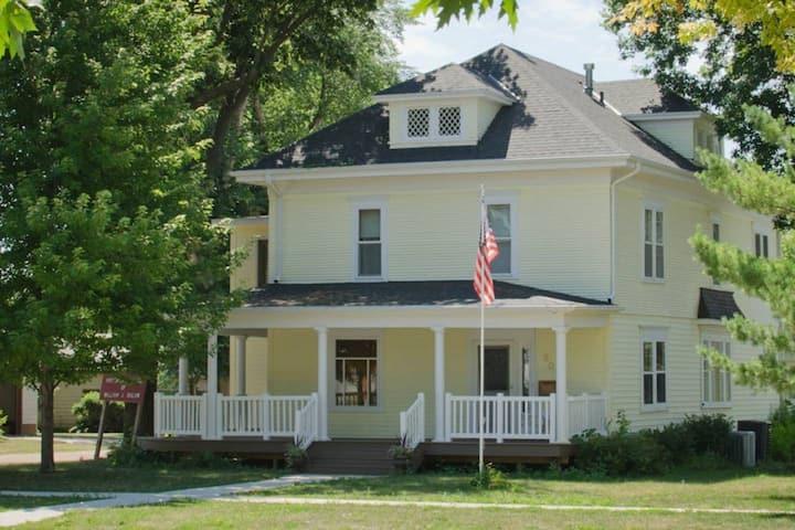 Ginny's Respite: William J Bulow House