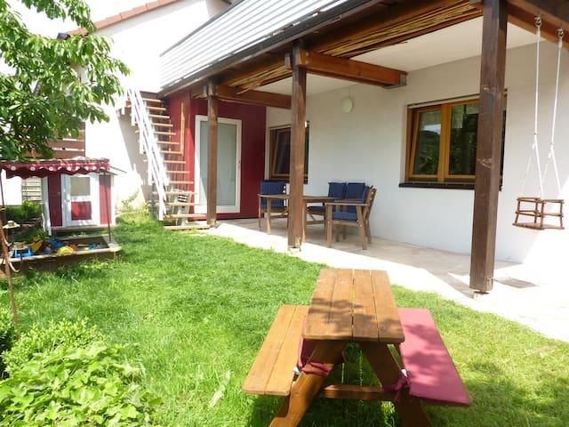 Ferienwohnung am Forlenhang - Heidelberg - Apartment