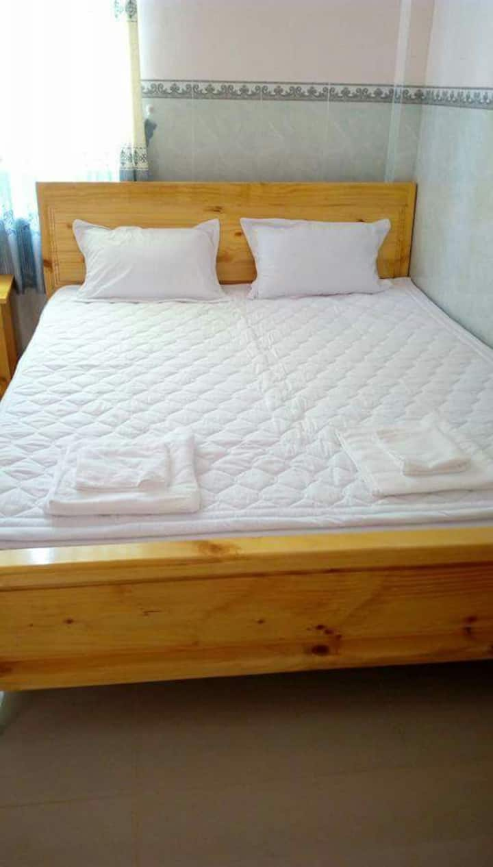 Single room for 1 or 2 persons