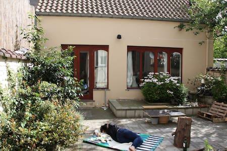 la chambre aux oiseaux - Schaerbeek - Departamento