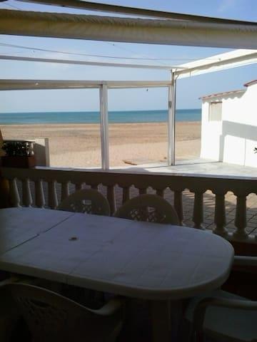 Casa práctica y totalmente reformada en la playa - Denia - Adosado