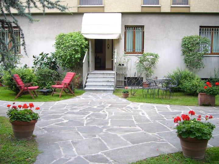 La Colombara ideal for Fiera Milano.