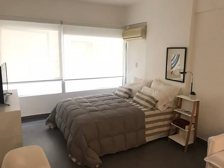 Lovely Studio between Recoleta and Downtown
