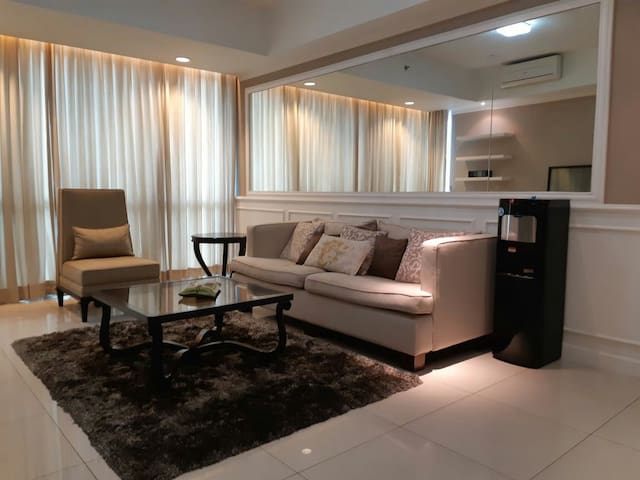 3 bedroom luxury apartment in the heart of kemang