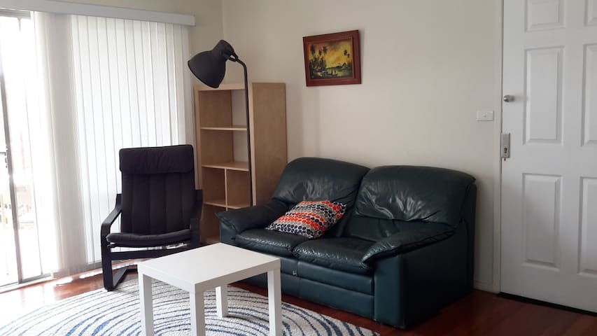 Quiet leafy Place, 8 min to CBD by express Bus. - Tarragindi - House