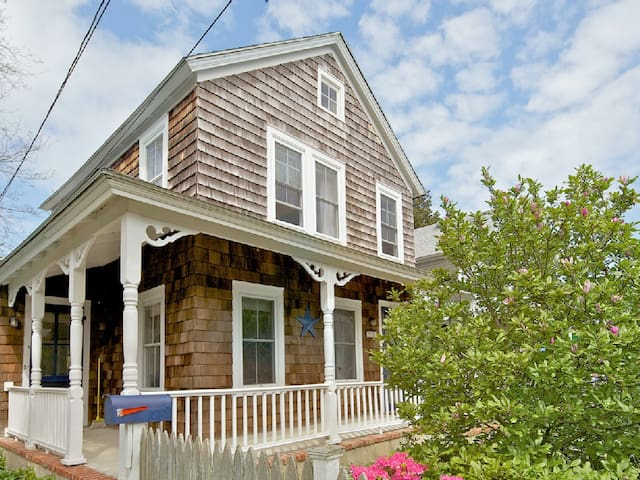 Cute and Updated House in Greenport - Greenport - Hus