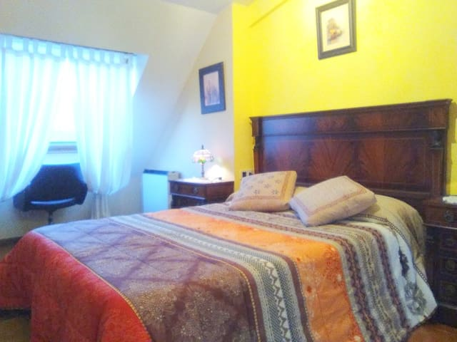 Habitacion con baño privado en Marin - Pontevedra. - Marín - Apartmen