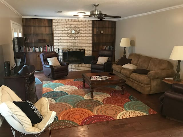 Great Home for Families in North Little Rock