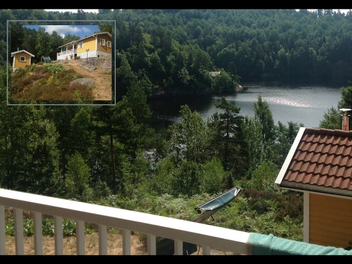 Private, secluded. Arendal Tvedestrand vicinity