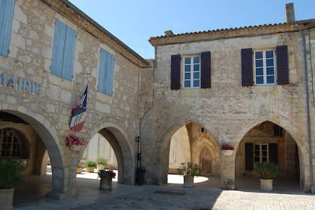 La Maison de Monsieur Calbet - Castelsagrat