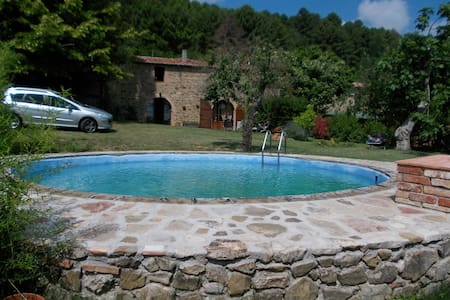 casa julia con giardino e piscina  - Rivalto - Ev