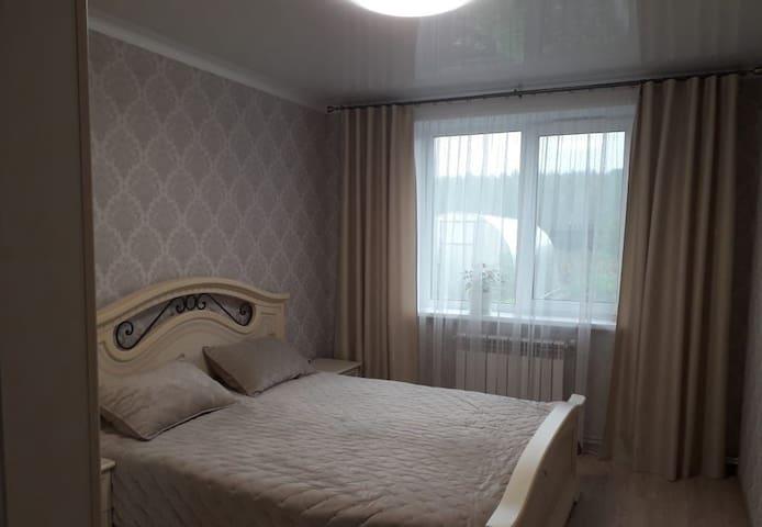 Уютный дом для гостей в тихом красивом месте