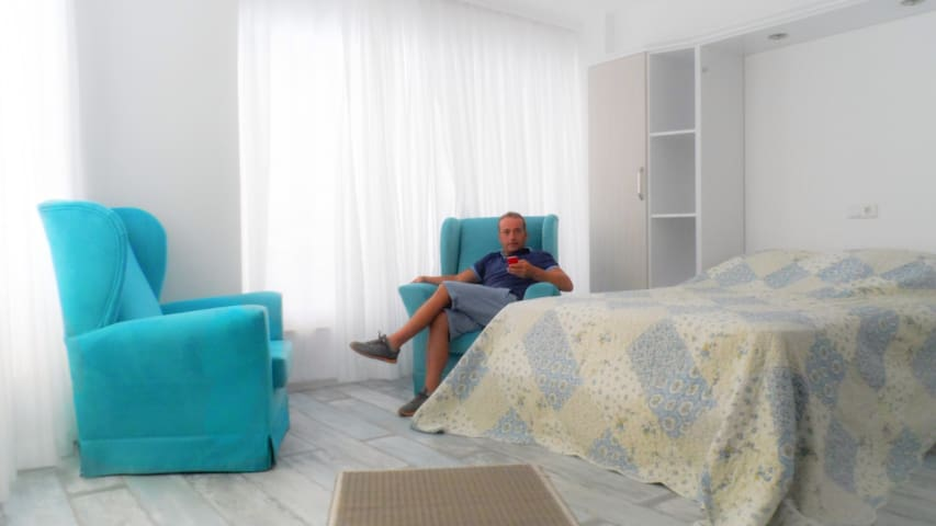 Cozy Studio in Marmaris, Double Bed - Marmaris - Apartment