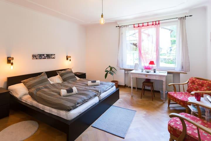 Douce chambre du Grand-Être