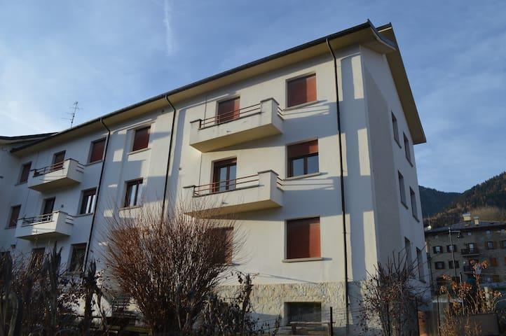 Appartamento ideale per famiglie - Pieve di Cadore - Huoneisto