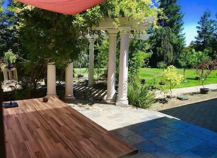 Los Altos Hill Suite with Private Entrance
