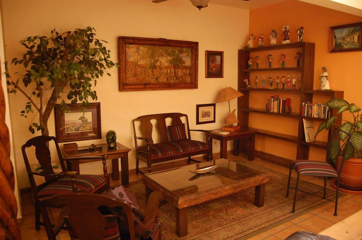 Large apartment downtown Morelia - Morelia - Apartment