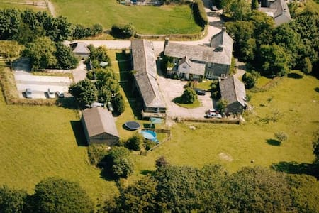 Trevadlock Manor West Wing - Launceston - Casa