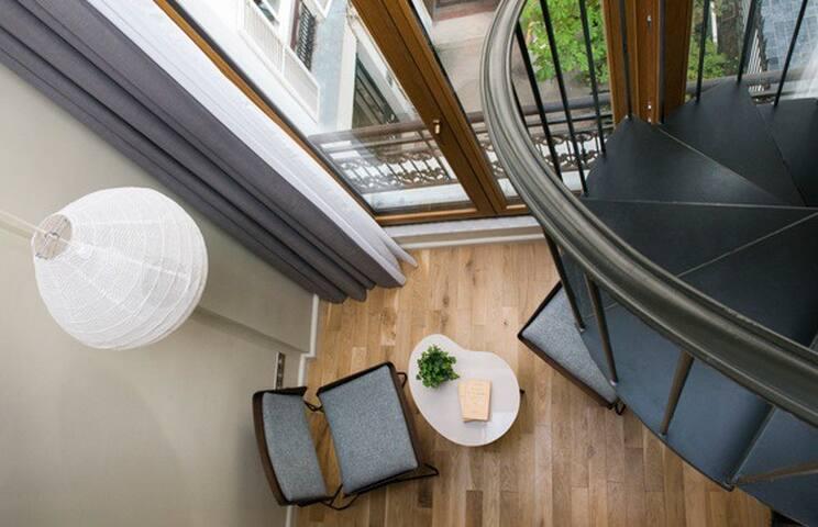 Duplex Appartment Heart Sopi Paris