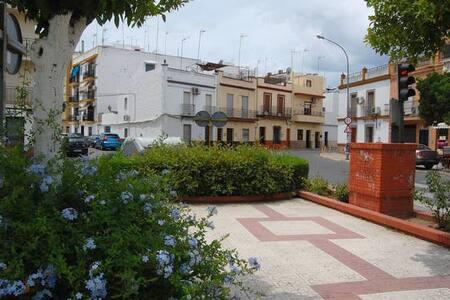 Acogera casa muy cerca de Sevilla - Coria del Río - Lakás