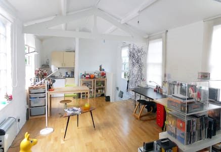 Stunning spacious flat Shoreditch - Londra