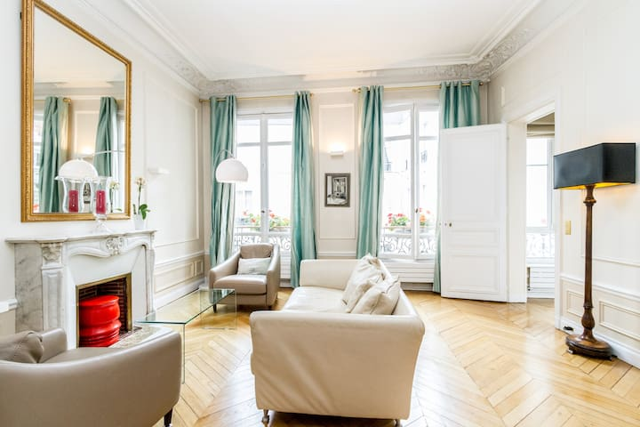 CENTRAL PARIS IN STYLE  - Paris - Apartment