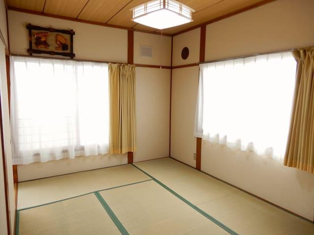 2nd floor Japanese-style bedroom ② 2楼日式卧室 ②