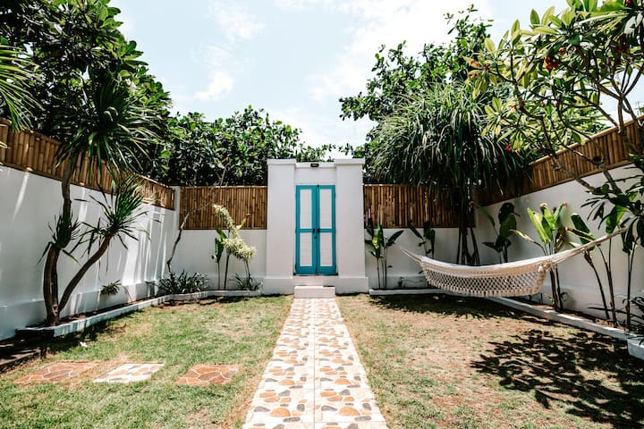 Bamboo Bungalows with private garden ◆ Bungalow 3