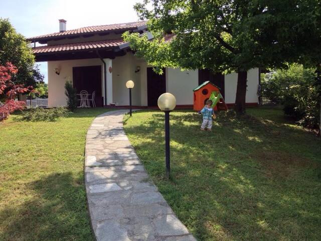 Stanza privata in villa singola