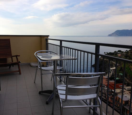 Giorgio 2 with balcony and sea view - Manarola - Casa
