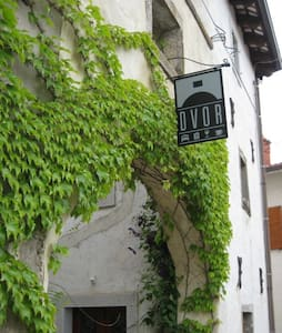 Room in Dvor, Brda Slovenia - Kozana - Bed & Breakfast