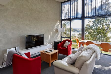 Tamar River Apartments - Vines 2 Bed Apartment - Rosevears