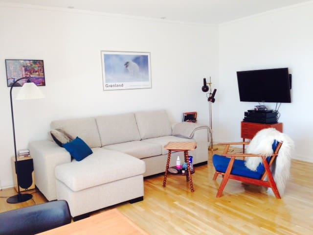 Central in Nuuk, one room 2 pers - Nuuk