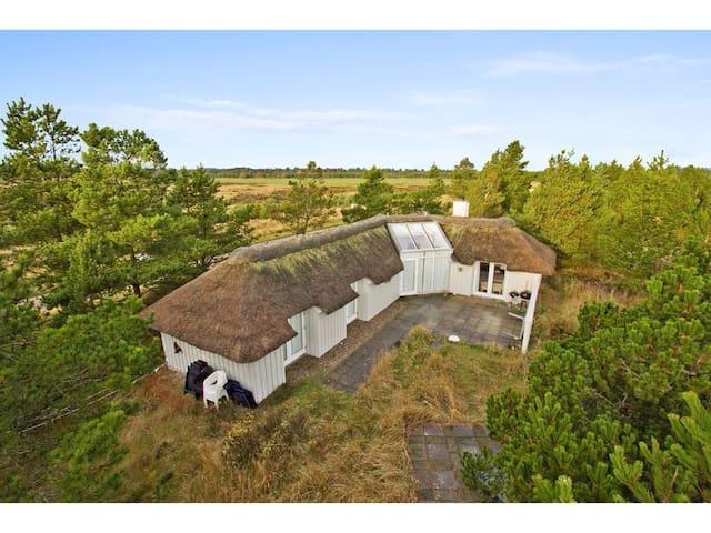 Charmerende sommerhus ved Svinkløv - Fjerritslev - Casa