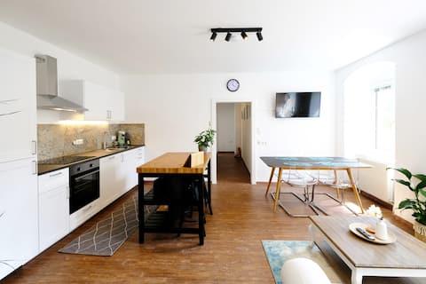 Moderne Wohnung mit gratis Netflix in Gmunden