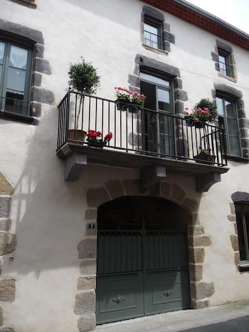 Chambres d'hôtes, Chambre Connacht  - Saint-Amant-Tallende