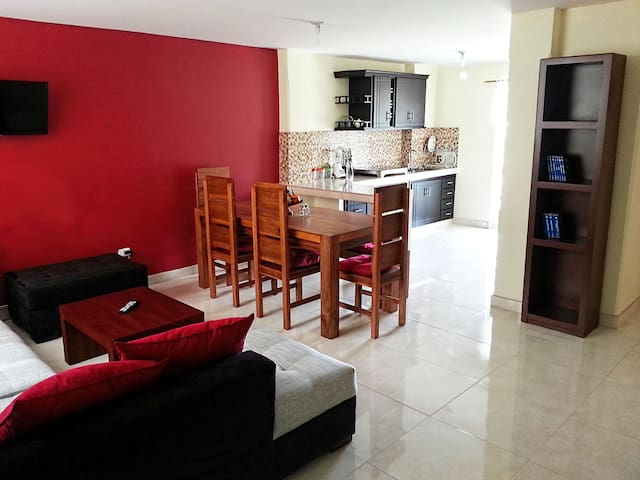 New 2 bedroom apartment - close to the city center - Otavalo - Pis
