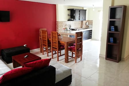 New 2 bedroom apartment - close to the city center - Otavalo