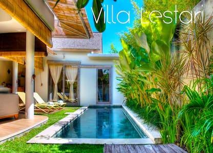 Romantic & Exotic Private Villa with pool