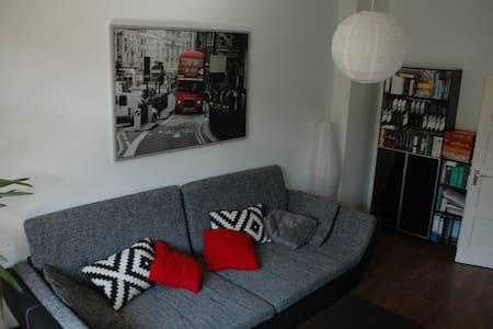 nice & cosy flat next to centre - Hamburg - Apartemen